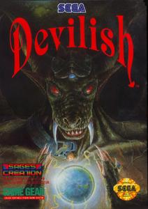 Devilish - Game Gear Game