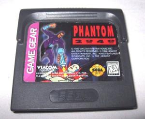 Phantom 2040 - Game Gear Game