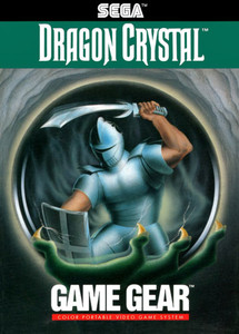 Dragon Crystal - Game Gear Game