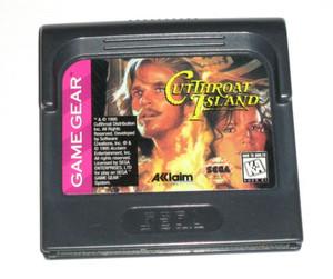 Cutthroat Island - Game Gear Game