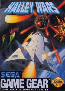 Halley Wars - Game Gear Game