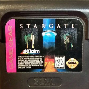 Stargate - Game Gear Game