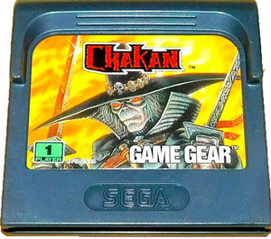 Chakan - Game Gear Game