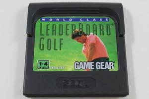 World Class Leader Board Golf - Game Gear Game