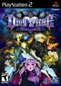 Odin Sphere - PS2 Game
