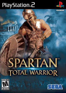 Spartan Total Warrior - PS2 Game
