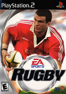 Rugby - PS2 Game