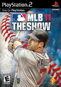MLB 11 the Show - PS2 Game