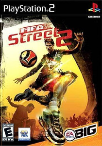 Fifa Street 2 - PS2 Game