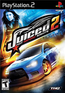 Juiced 2 - PS2 Game