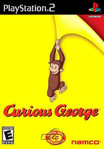 Curious George - PS2 Game
