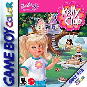 Kelly Club - Game Boy Color Game