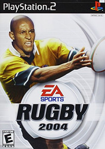 Rugby 2004 - PS2 Game