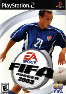 Fifa Soccer 2003 - PS2 Game