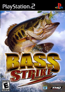 Bass Strike - PS2 Game