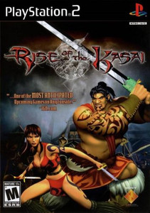 Rise of Kasai - PS2 Game