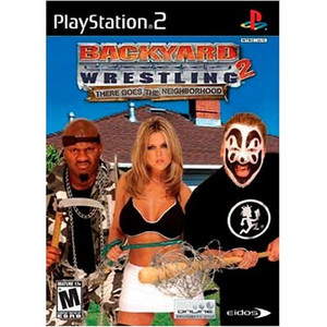 Backyard Wrestling 2 - PS2 Game