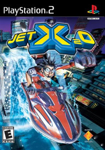 Jet X2O - PS2 Game