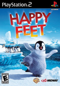 Happy Feet - PS2 Game