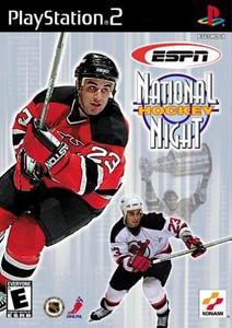 ESPN National Hockey Night - PS2 Game