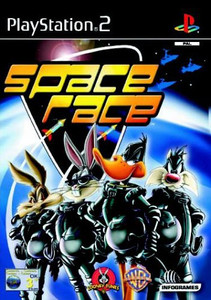 Space Race - PS2 Game