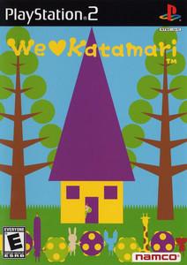 We Love Katamari - PS2 Game