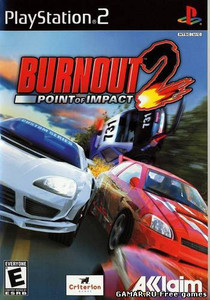 Burnout 2 - PS2 Game