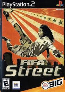 Fifa Street - PS2 Game