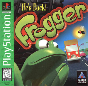 Complete Frogger Greatest Hits - PS1 Game