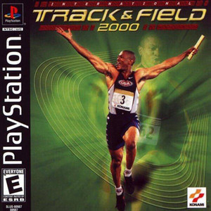 International Track and Field 2000 - PS1 Game