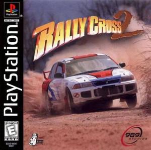 Rally Cross 2 - PS1 Game