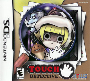 Touch Detective - DS Game