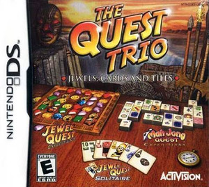 Quest Trio - DS Game