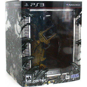 Aliens: Colonial Marines Collectors Edition - PS3 Game