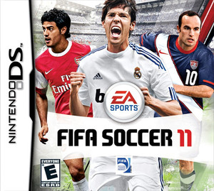 Fifa 11 - DS Game