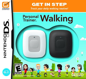 Personal Trainer Walking - DS Game