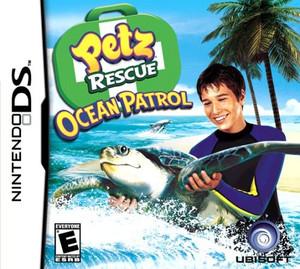 Petz Rescue Ocean Patrol - DS Game
