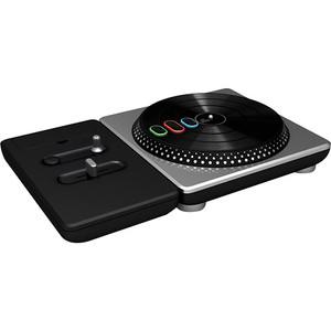 DJ Hero Wireless Turntable Controller - Xbox 360 Accessory