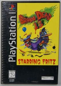 Brain Dead 13 - PS1 Game