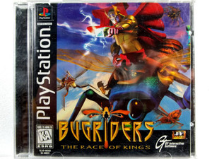 Bug Riders - PS1 Game