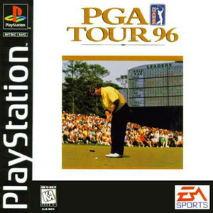 PGA Tour 96 - PS1 Game