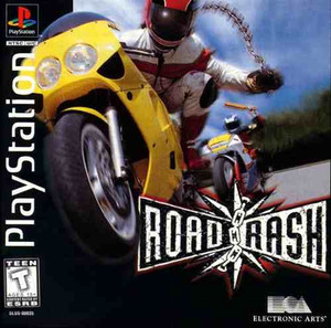 Road Rash - PS1 Game