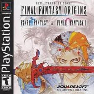 Complete Final Fantasy Origins - PS1 Game