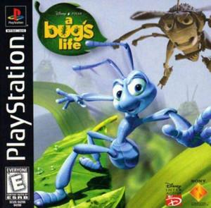 A Bug's Life, Disney - PS1 Game