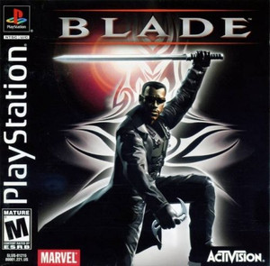 Complete Blade - PS1 Game