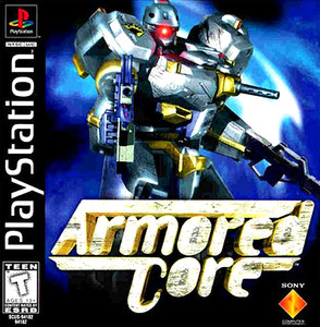 Complete Armored Core - PS1 Game
