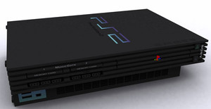 PlayStation 2 with hard drive Console Only