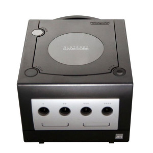 GameCube Console Only Black Discounted