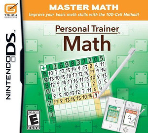 Personal Trainer Math - DS Game
