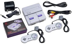 Gamerz Tek SNES 16-Bit Entertainment System - Refurbished